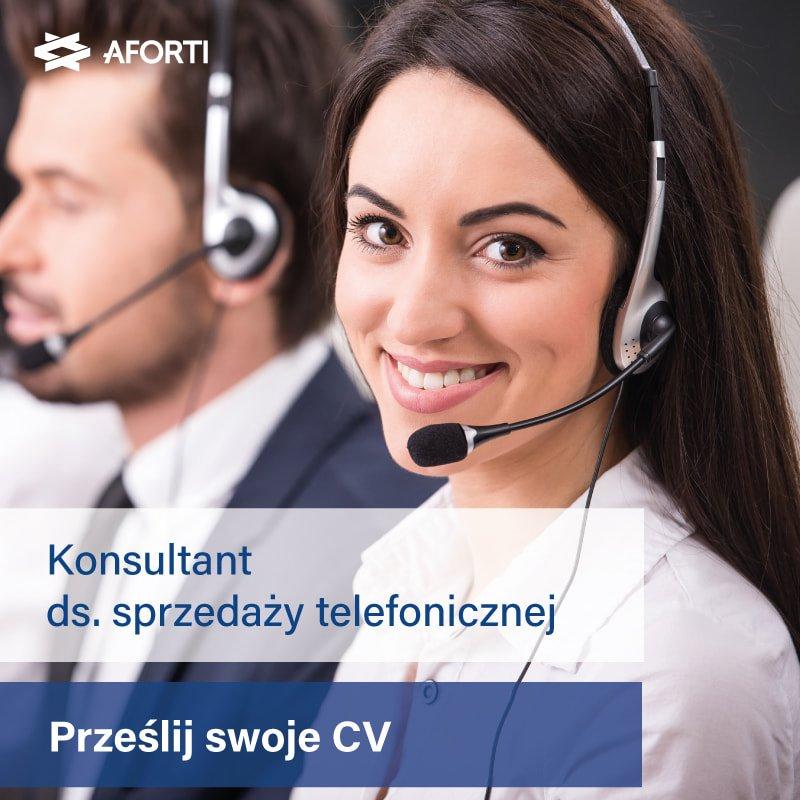 Rekrutacja Departament Sprzedaży
