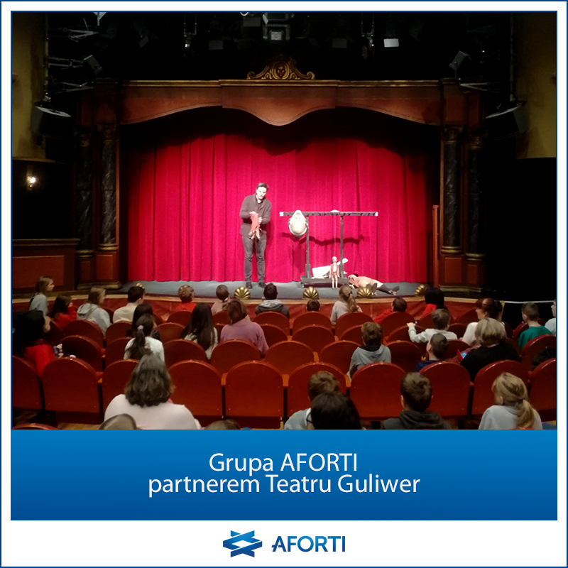 AFORTI x Teatr Guliwer