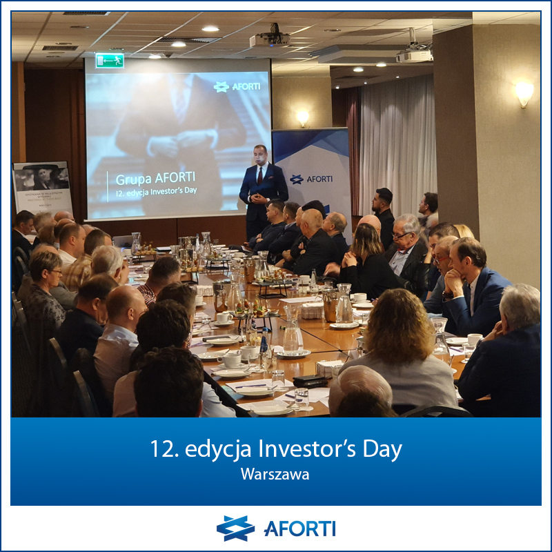 12. Investors Day