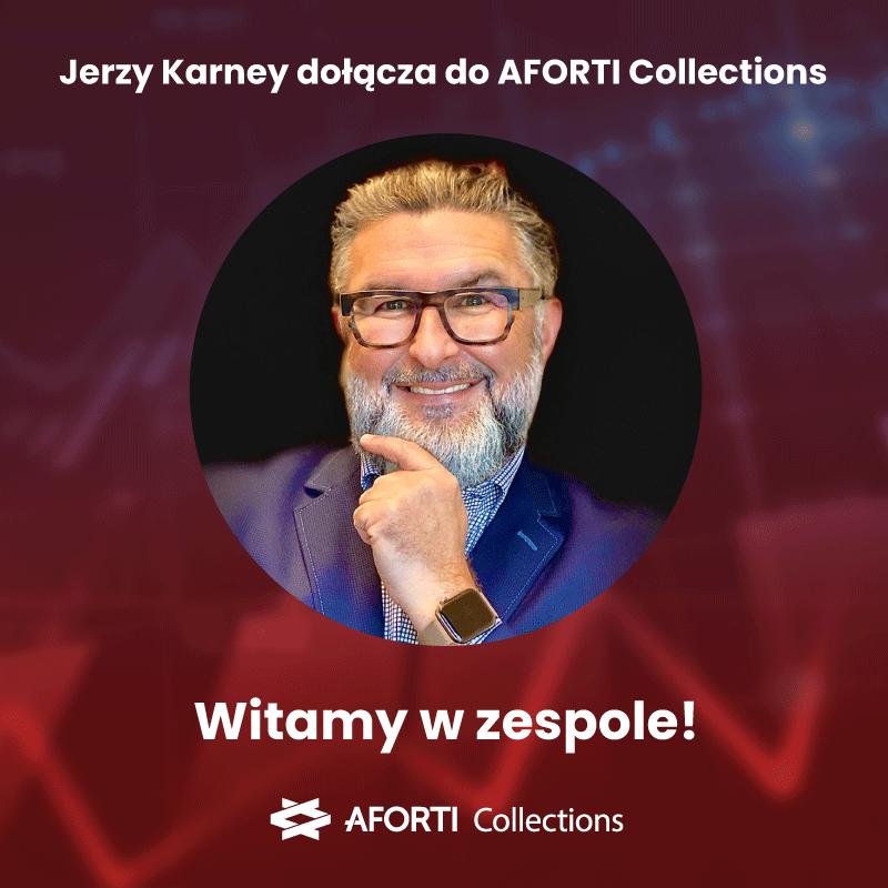Jerzy Karney w AFORTI Collections