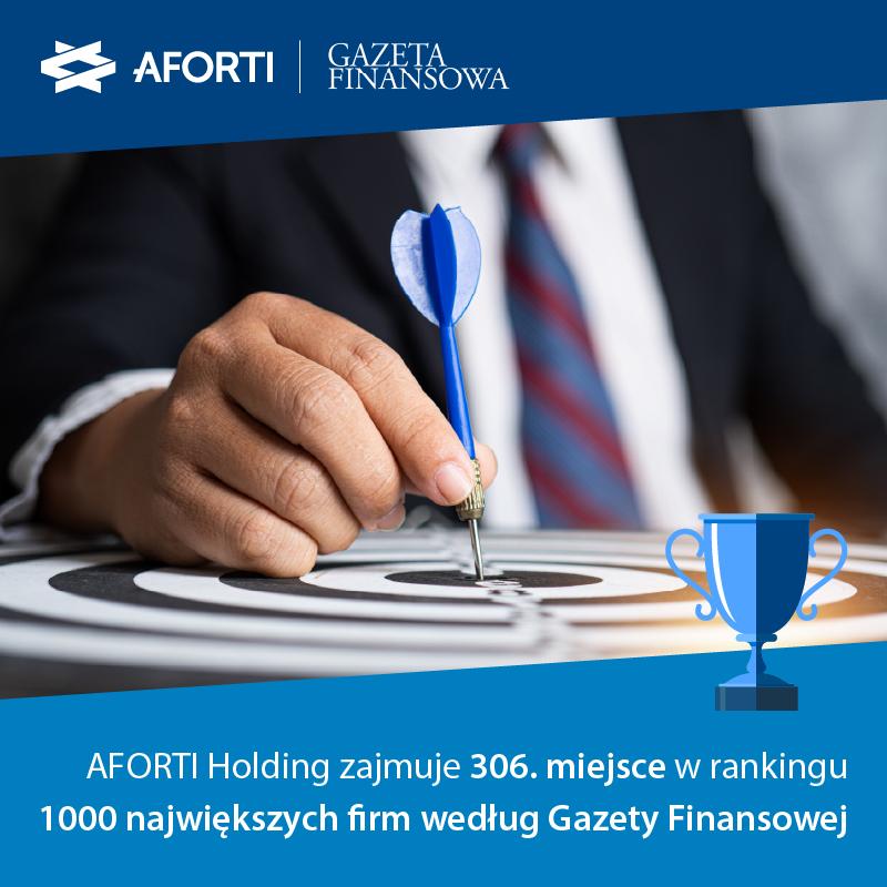 Ranking Gazeta Finansowa 2020