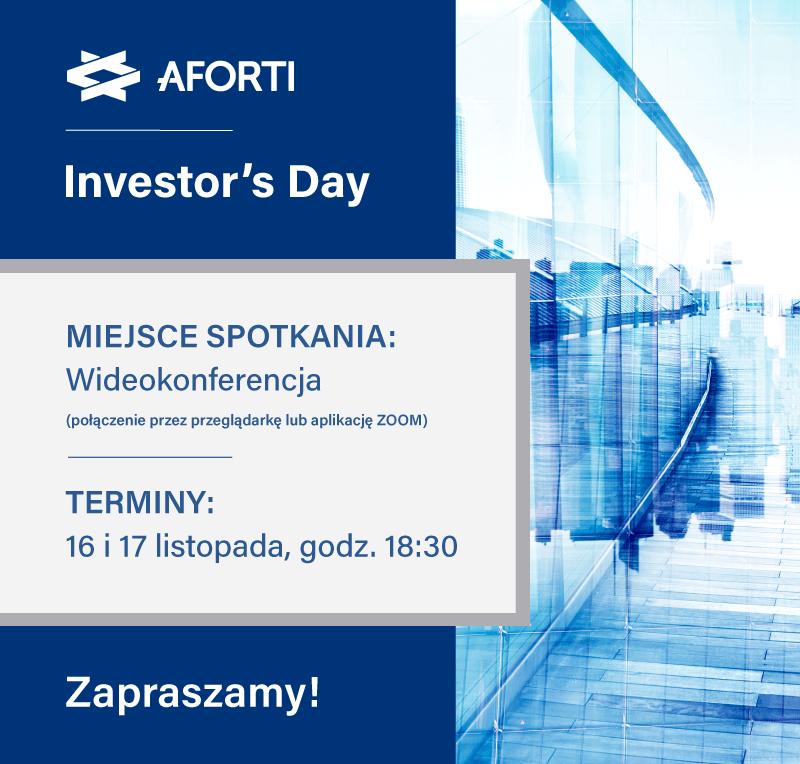 15. Investor's Day